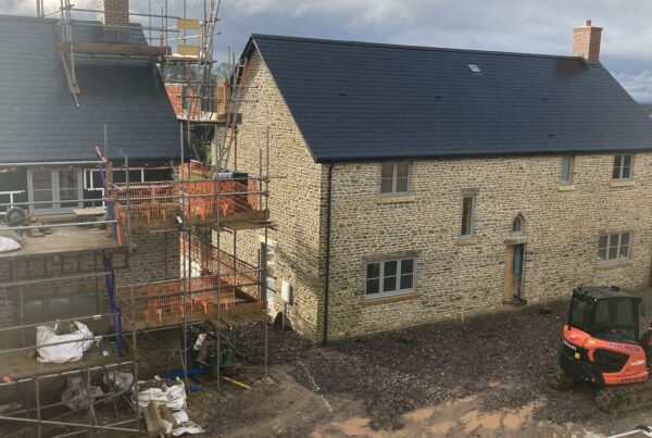 New Development in Ditcheat 5